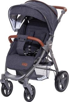 ABC-Design ABC Design Kinder-Buggy Avito Style mit Liegefunktion, Schieber höhenverstellbar, XXL Sonnen-Verdeck