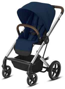 cybex-balios-s-lux-silver-frame-navy-blue