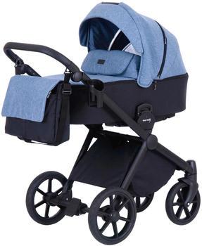 Knorr-Baby Life+ 2.0 Black Edition jeansblau-schwarz