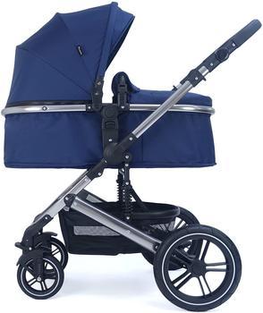 Pixini Kombi-Kinderwagen Pixini Neyla Kinderwagen blau