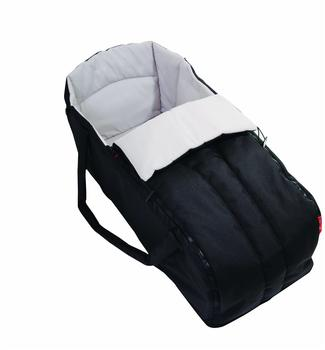 Phil & Teds Cocoon Softtragetasche - Black