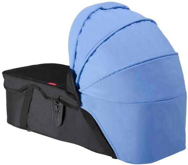 phil&teds Snug Babywanne Navigator - skyblau
