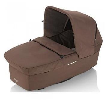 Britax Go Kinderwagenaufsatz Wood Brown