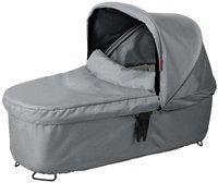 phil&teds Babywanne Snug für Dash Grey Marl