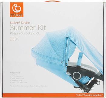 Stokke Sommer-Kit für Xplory Bluebell Blue