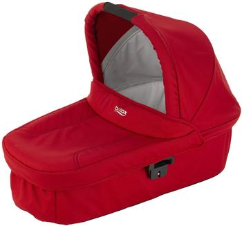 Britax Hard Carrycot (2016) Flame Red