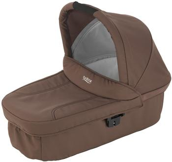 Britax Hard Carrycot (2016) Wood Brown
