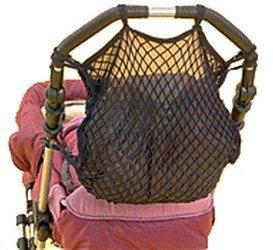 Baby Plus Kinderwagen-Netz mit Ankerhaken