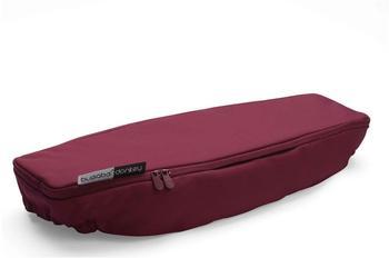 Bugaboo Donkey2 Abdeckung für die seitliche Gepäcktasche rubinrot