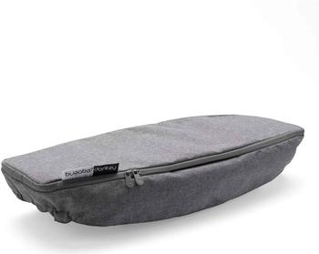 Bugaboo Donkey2 Abdeckung für die seitliche Gepäcktasche grau melange