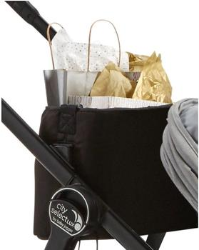 Baby Jogger Einkaufstasche für City Select Lux - schwarz