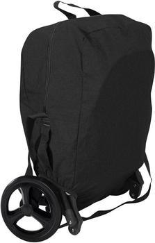 Knorr-Baby X-Easy-Fold, HEAD Transporttasche schwarz