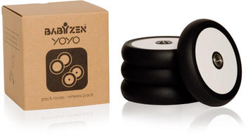 Babyzen YOYO+ Rädersatz schwarz