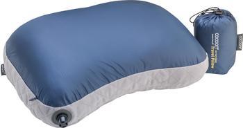 Cocoon Air-Core Down Travel Pillow indigo/grey