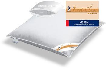 Schlafstil First Class 3-Kammerkissen extra weich