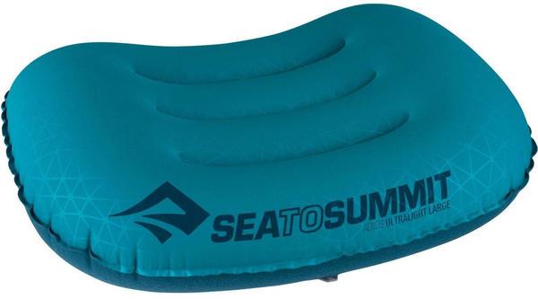 Sea to Summit Aeros Ultralight Pillow large aqua
