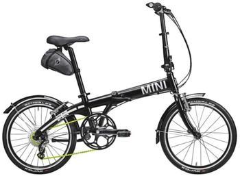 Mini Folding bike 20 Zoll schwarz