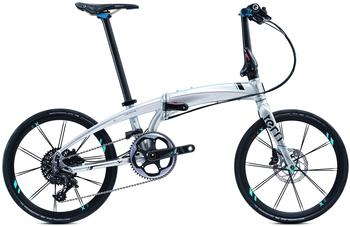 Tern Verge X11 (2018) chrome, black