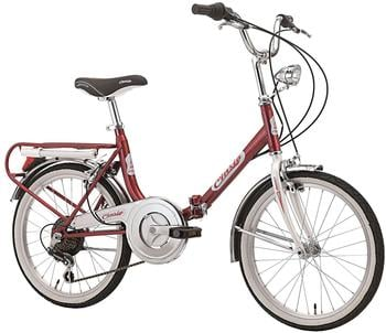 Cicli Cinzia Firenze Hi-Tension 20 red/white