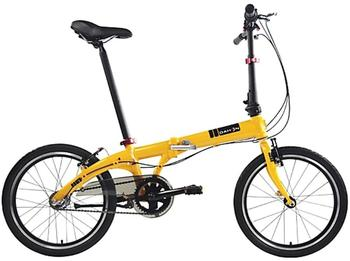 Dahon Vybe i3 yellow