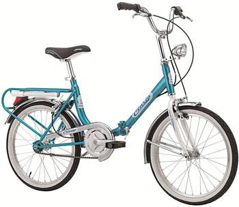 Cicli Cinzia Firenze Hi-Tension 20 blue/white