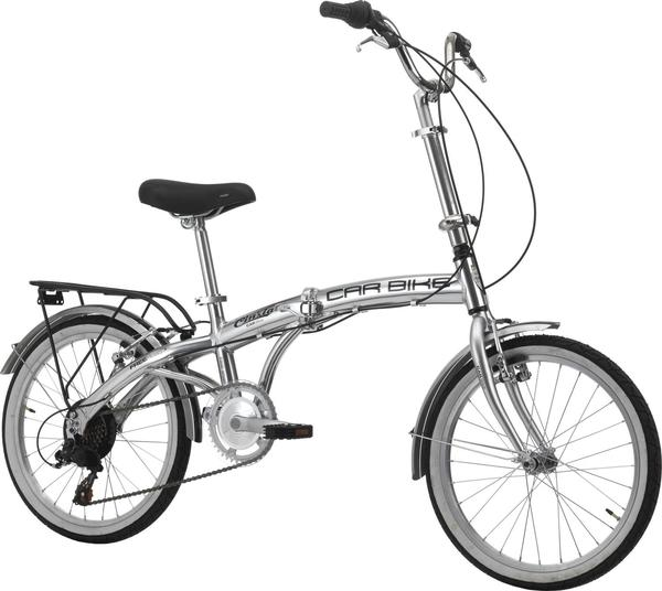 Cinzia 20 Car-Bike Alu