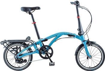 Dahon Curl i7U L blue
