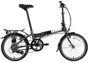 Dahon Mariner D7 (black)