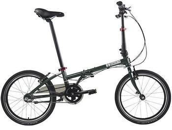 "Dahon Boardwalk i3 20"" green"
