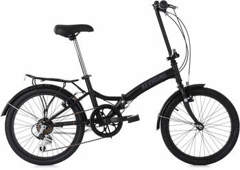 KS Cycling Foldtech 20´´ black