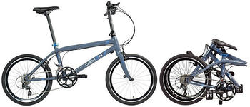 Dahon Clinch D20 20´´ grey blue