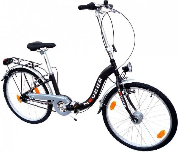 Lander Folding Bike 24´´ 7-Gang white