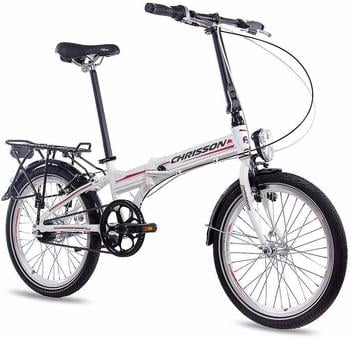 CHRISSON Foldrider 3.0 7-Gear white