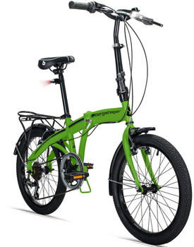 "Bergsteiger Windsor 20"" (green)"