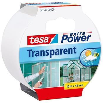 Tesa extra Power Transparent 10m x 50mm