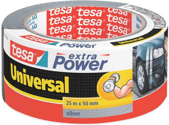 Tesa Extra Power Universal Gewebeband 25m x 50mm