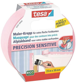 Tesa Maler-Krepp Sensitive 25m x 38mm