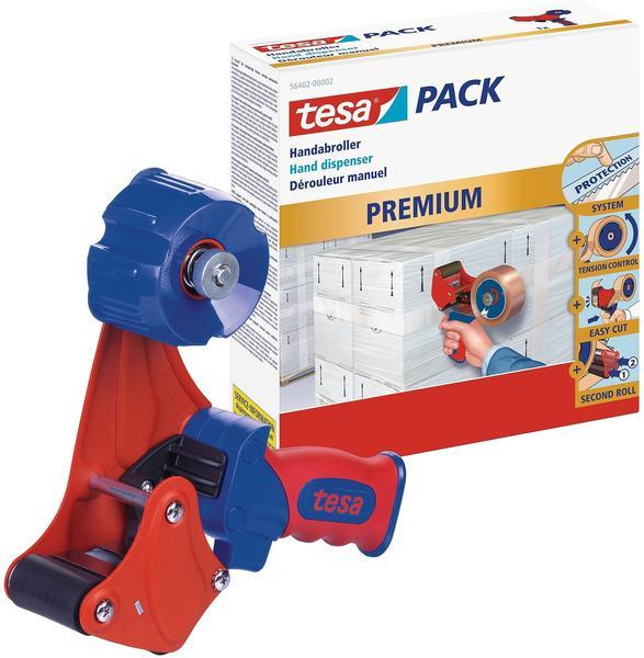 Tesa tesapack Handabroller Premium