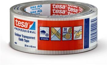 Tesa 4665 Gewebeband Outdoor Professional 25m x 48mm (04665-00000-00)