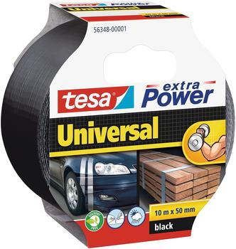 tesa-extra-power-universal-gewebeband-10m-x-50mm-schwarz