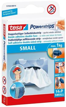 Tesa Powerstrips Small weiß
