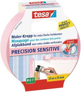 Tesa Maler-Krepp Sensitive 25m x 25mm
