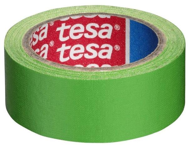 Tesa extra Power Perfect Gewebeband 2,75m x 19mm grün
