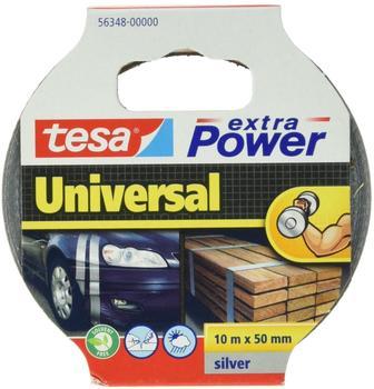 tesa-extra-power-universal-gewebeband-10m-x-50mm-silber