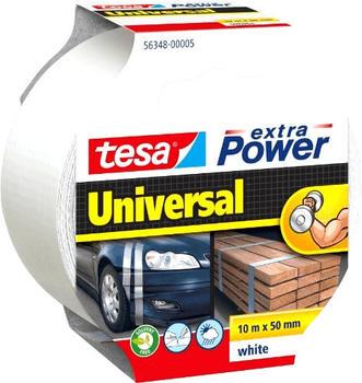 tesa-extra-power-universal-gewebeband-10m-x-50mm-weiss