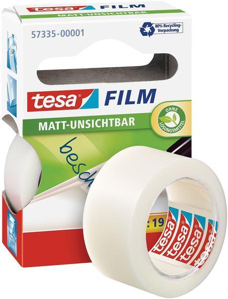 Tesa matt-unsichtbar 10m x 19mm