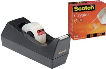 scotch-klebebandabroller-spar-set-schwarz-33m-x-19mm-83980