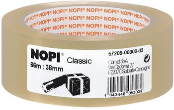 nopi-classic-66m-x-38mm-transparent