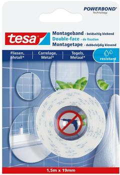Tesa Montageband für Fliesen und Metall (77744-00000-00)