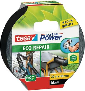 Tesa extra Power ECO REPAIR 20m x 38mm schwarz